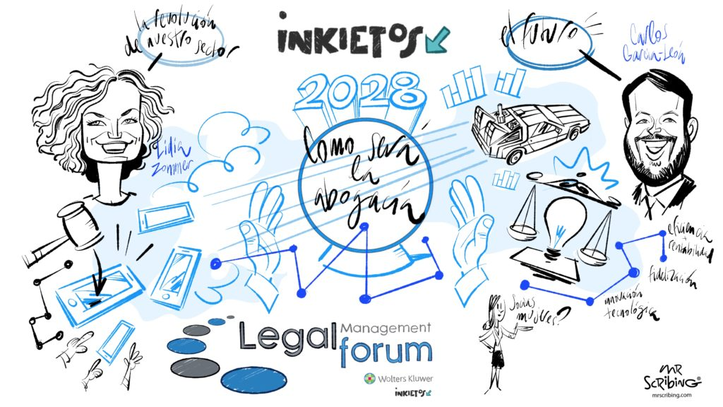 Adivinando el futuro de la abogacía en el Legal Management Forum